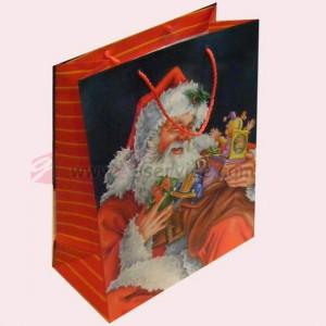 Ozdobne torby świąteczne