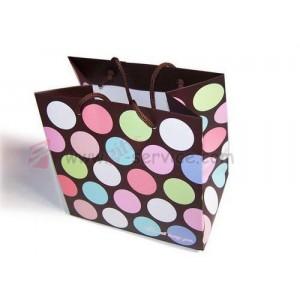 Kolorowa torebka papierowa