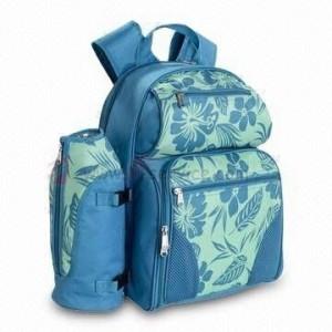 Plecak z wyposażeniem piknikowym