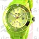 Sportowy silikonowy zegarek