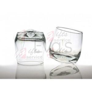 Okrągłe szklanki