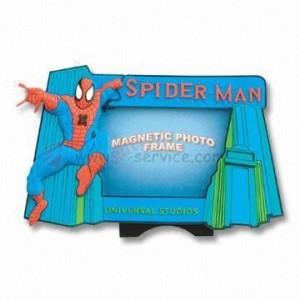 Ramka na zdjęcie Spiderman
