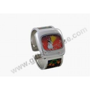 3D zegarek - bransoleta