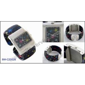 Zegarek z logo w 3D