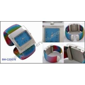 Zegarek z kolorowym nadrukiem 3D
