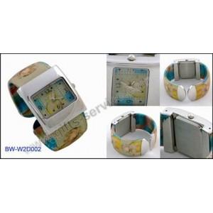Zegarek wzór 3D