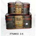 Wood Treasure Boxes