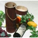 Wooden Wine Carrier