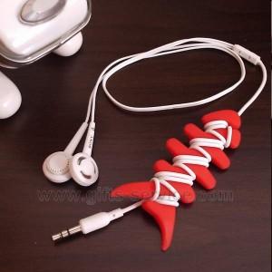 Silikonowy szkielt na słuchawki