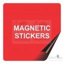 Magnetyczne naklejki