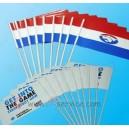 Promotional Hadewaving Flags