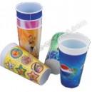 3D Plastic Cup