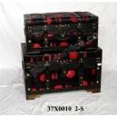 Custom Wood Boxes