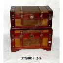 Wood Art Boxes